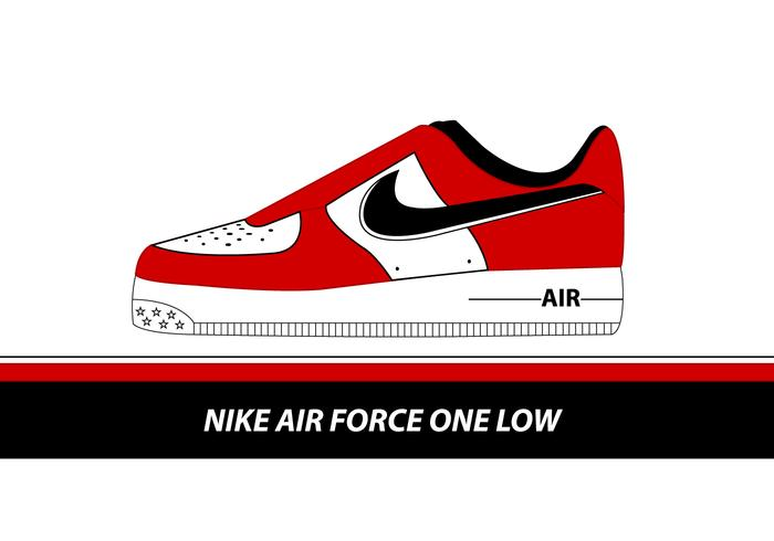700x490 Air Force One Low Shoe