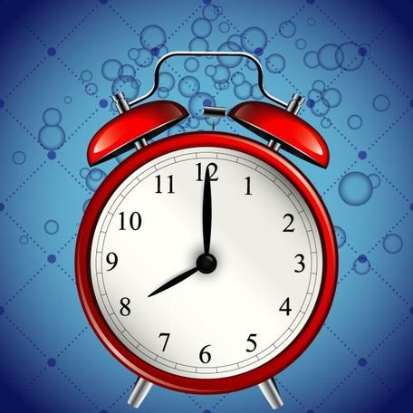 456x456 Free Alarm Clock Vector Graphics.eps Clipart And Vector Graphics