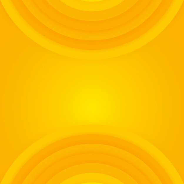 626x626 Yellow With Circles Shapes Background Vector Free Download