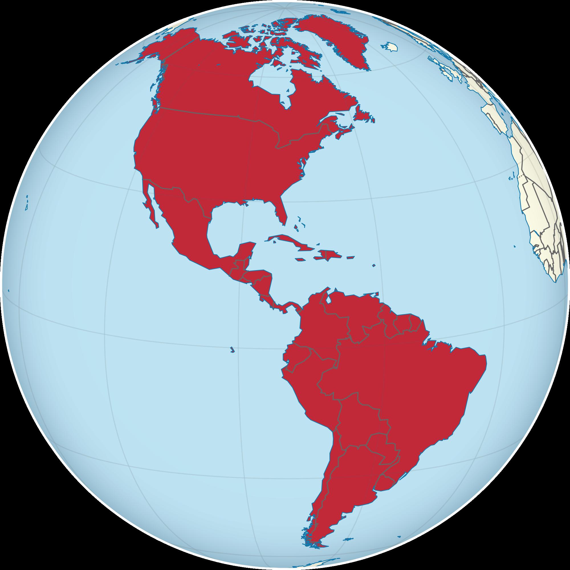 2000x2000 19 Global Vector Globe America Huge Freebie! Download For
