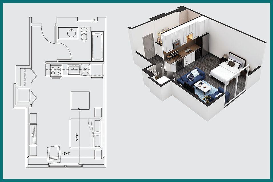 Vector Apartments