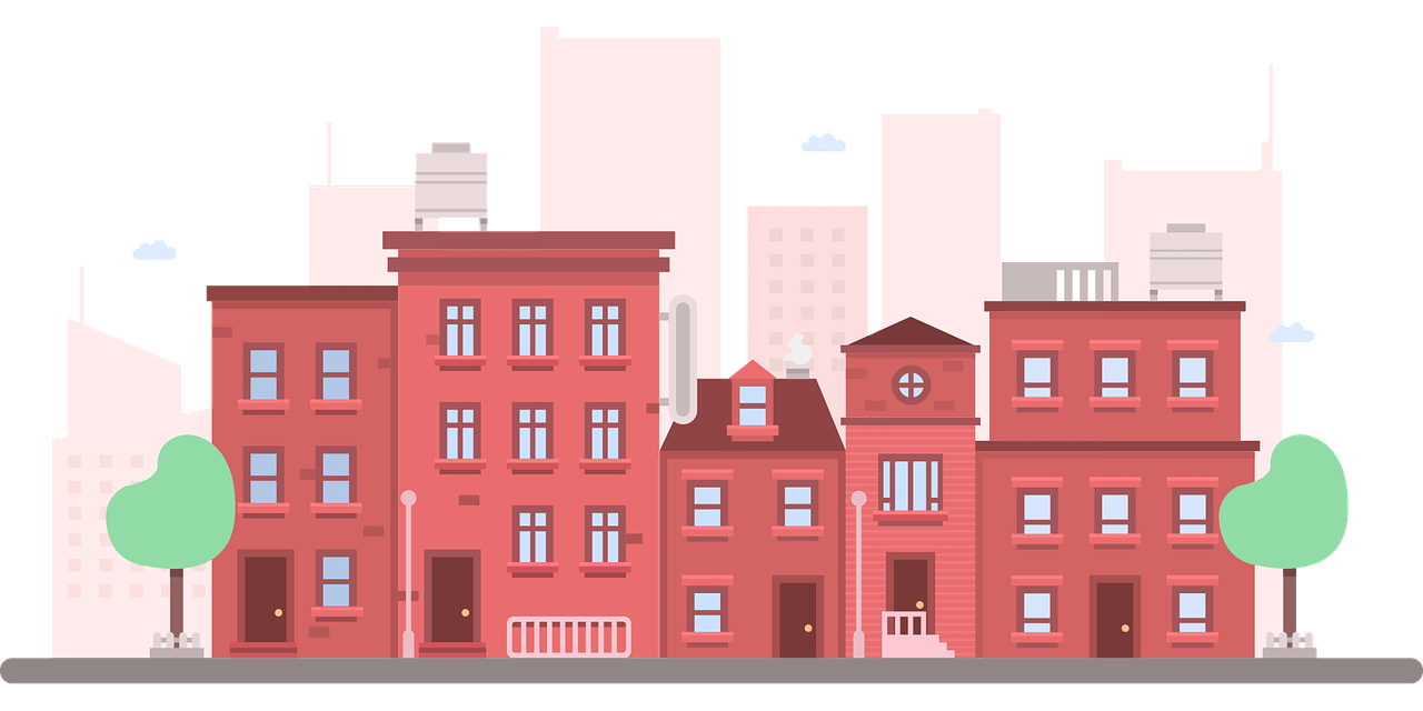 1280x640 19 Vector Property Apartment Huge Freebie! Download For Powerpoint
