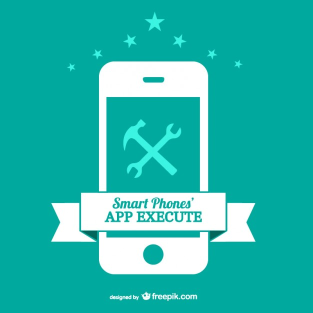 626x626 Smart Phone App Vector Vector Free Download