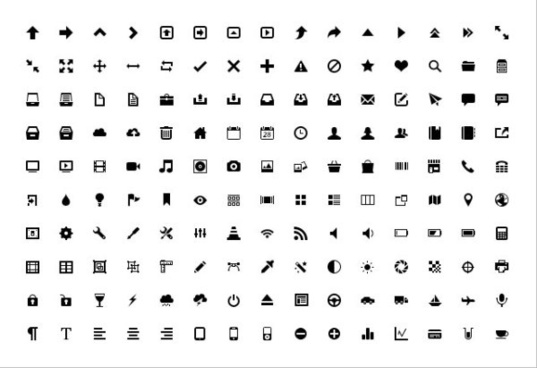 537x368 Vector App Icons Free Vector Download (23,329 Free Vector) For