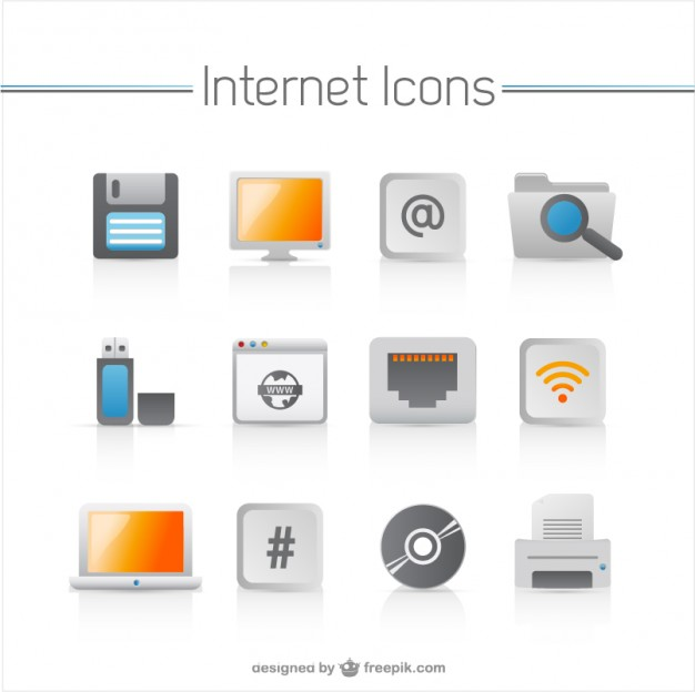 626x624 Household Appliances Icons Vector Vector Free Download