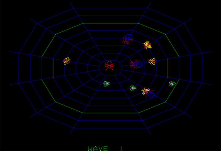 Vector Arcade Games