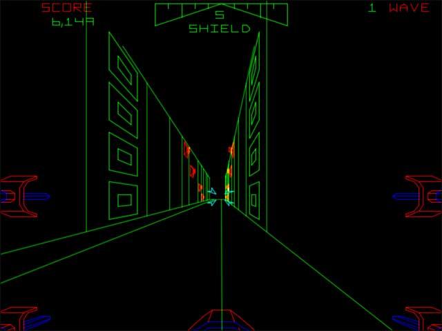 640x480 Classic Vector Arcade Games Dsky Vr Studios