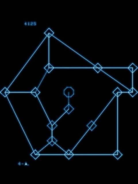 480x640 The Map Screen. Vector Arcade Games Arcade Games