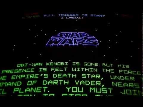 480x360 Atari Star Wars Arcade 1983