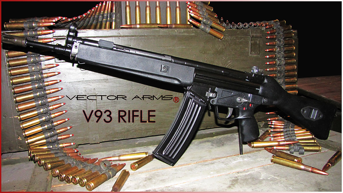 1200x675 Vector Arms V93 Hk93 Style 556mm Nato Rifle