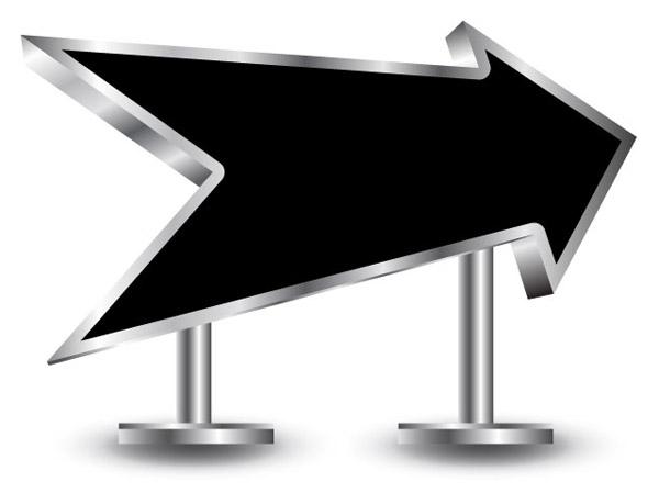 600x459 Free Graphics Vector Arrow Symbols And Shapes