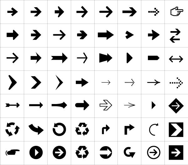 600x525 Free 56 Free Vector Arrow Symbols Amp Icons Psd Files, Vectors