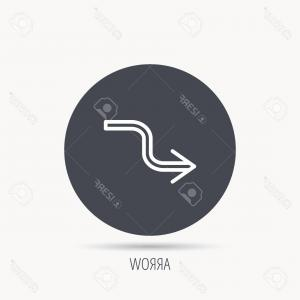 300x300 Photostock Vector Arrow Back Icon Previous Sign Left Direction