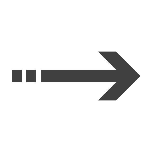 640x640 Arrow Icon In Flat Style. Arrow Symbol Web Design, Logo Ui Vector