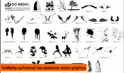 500x293 Create 3d Objects In Cinema 4d From Vector Art