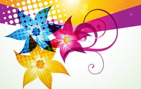 455x288 Free Fashion Color Background Vector Art Background Clip Art