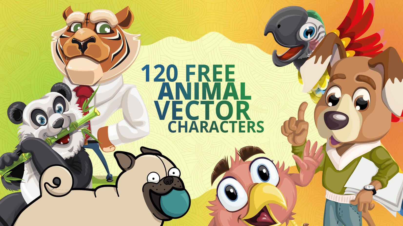 Vector Art Characters