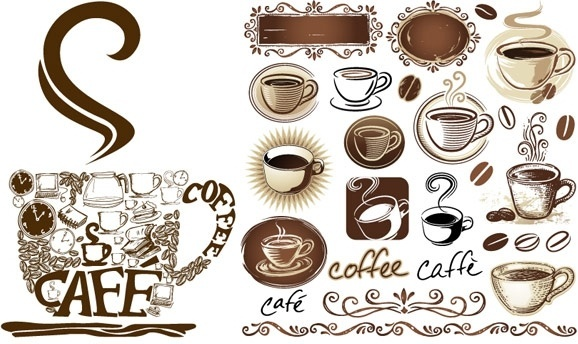 578x344 Coffee Free Vector Download (1,313 Free Vector) For Commercial Use
