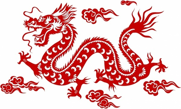 600x361 Dragon Free Vector Download (615 Free Vector) For Commercial Use