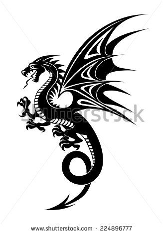 327x470 Free Dragon Vector Art Free Vector For Free Download About (91