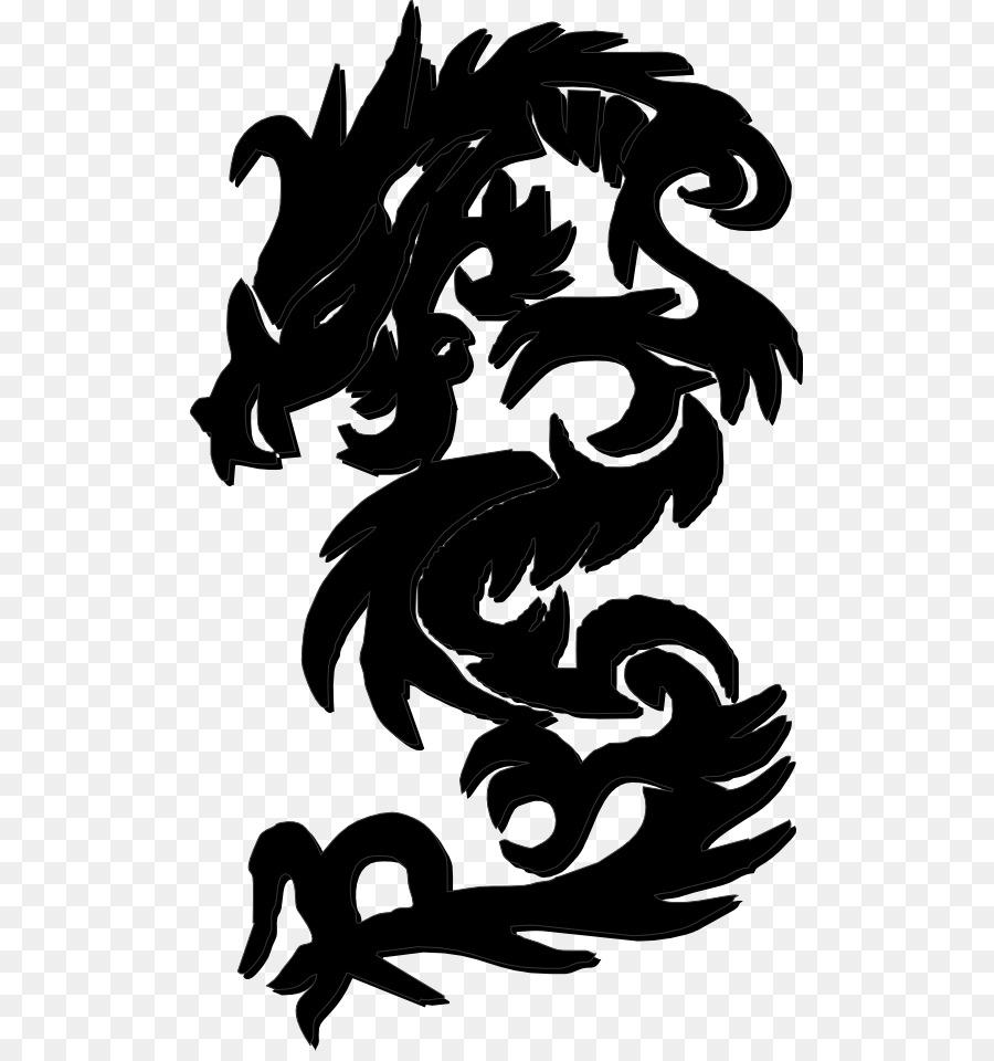 900x960 Chinese Dragon Clip Art