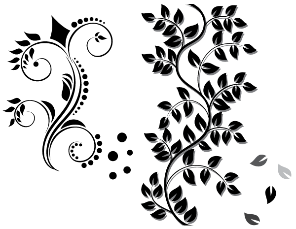 600x465 Free Floral Ornament Vector Free Download Psd Files, Vectors