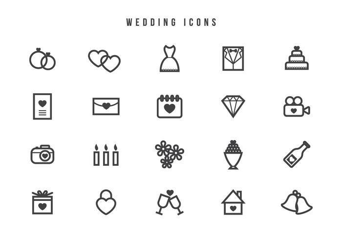 700x490 Wedding Free Vector Art