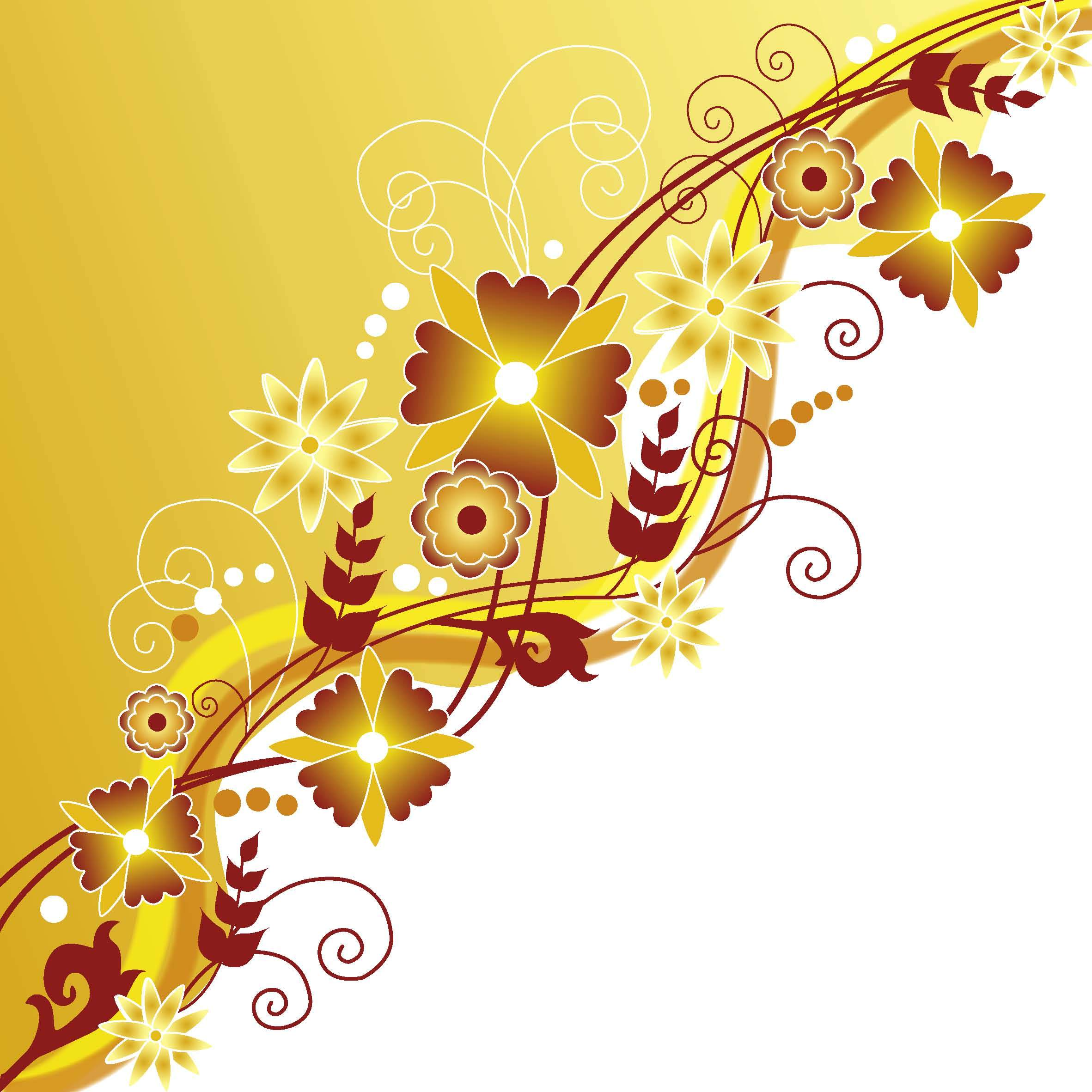2363x2363 Flower Vector Art Clipart Best, Vector Art Graphic Design