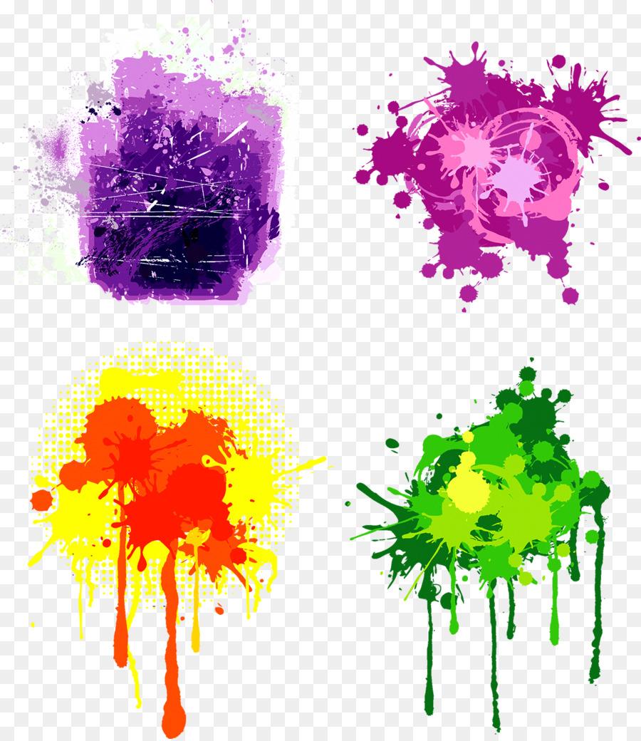 900x1040 Color Graphic Design Euclidean Vector Art