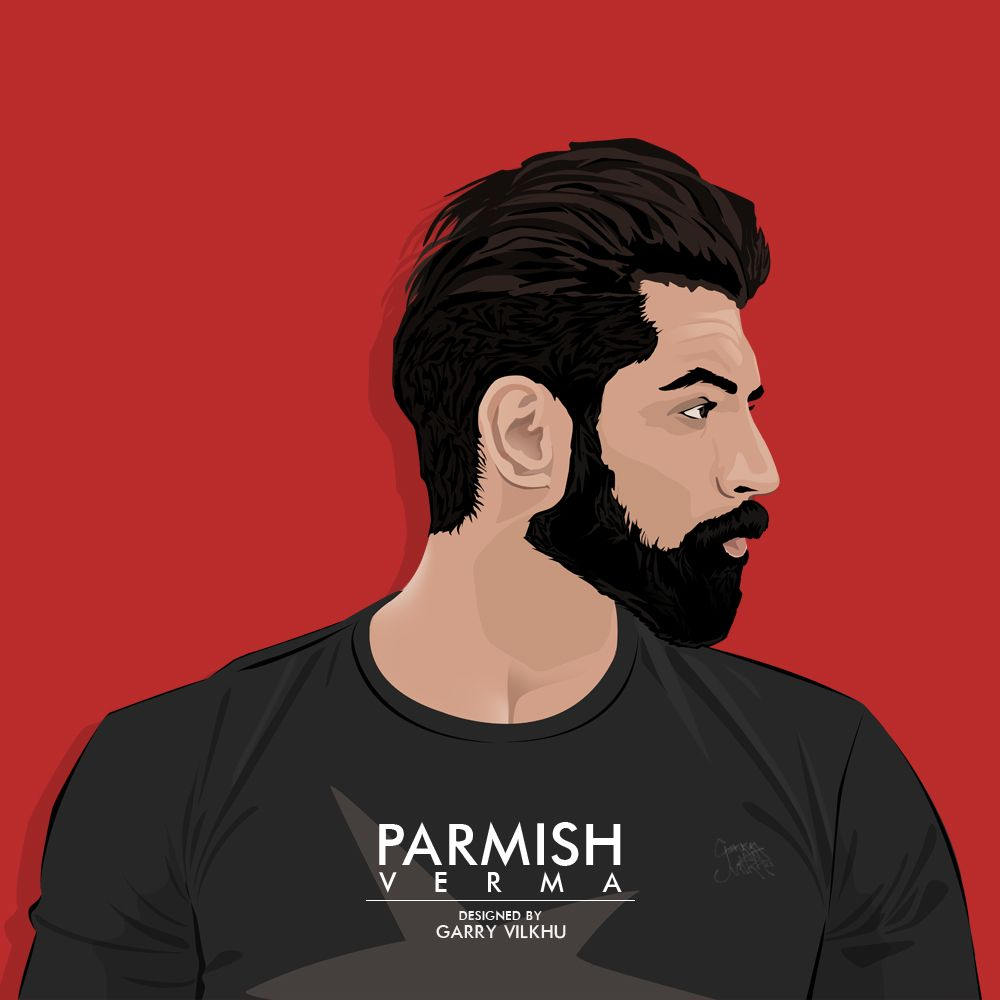 1000x1000 Its A Basic But Lil Bit Time Taking Vector Art Of Parmish Verma