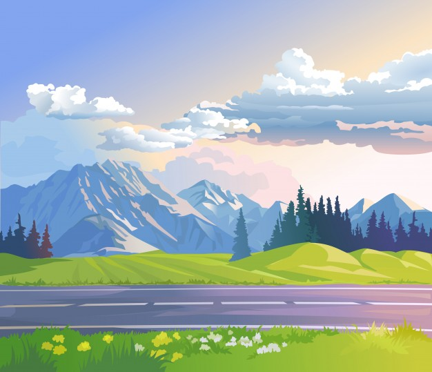 626x539 Landscape Vectors, Photos And Psd Files Free Download