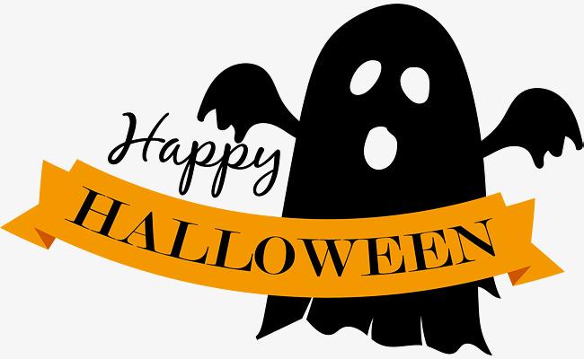 650x400 Halloween Logo Design, Halloween Vector, Logo Vector, Logo Clipart