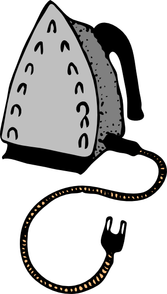 336x591 Iron Clip Art At Clkercom Vector Clip Art Online, Iron Clip Art