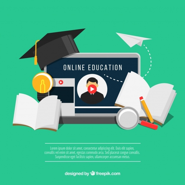 626x626 Online Education Vectors, Photos And Psd Files Free Download