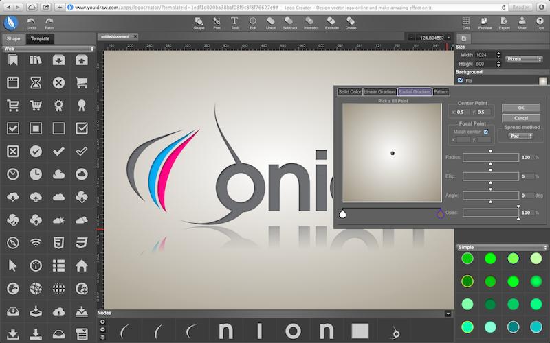 800x500 Online Logo Maker, Vector Logo Design Online, Youidraw Logo Creator