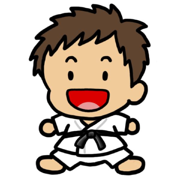 600x600 Judo Clipart Judo Boy Clip Art