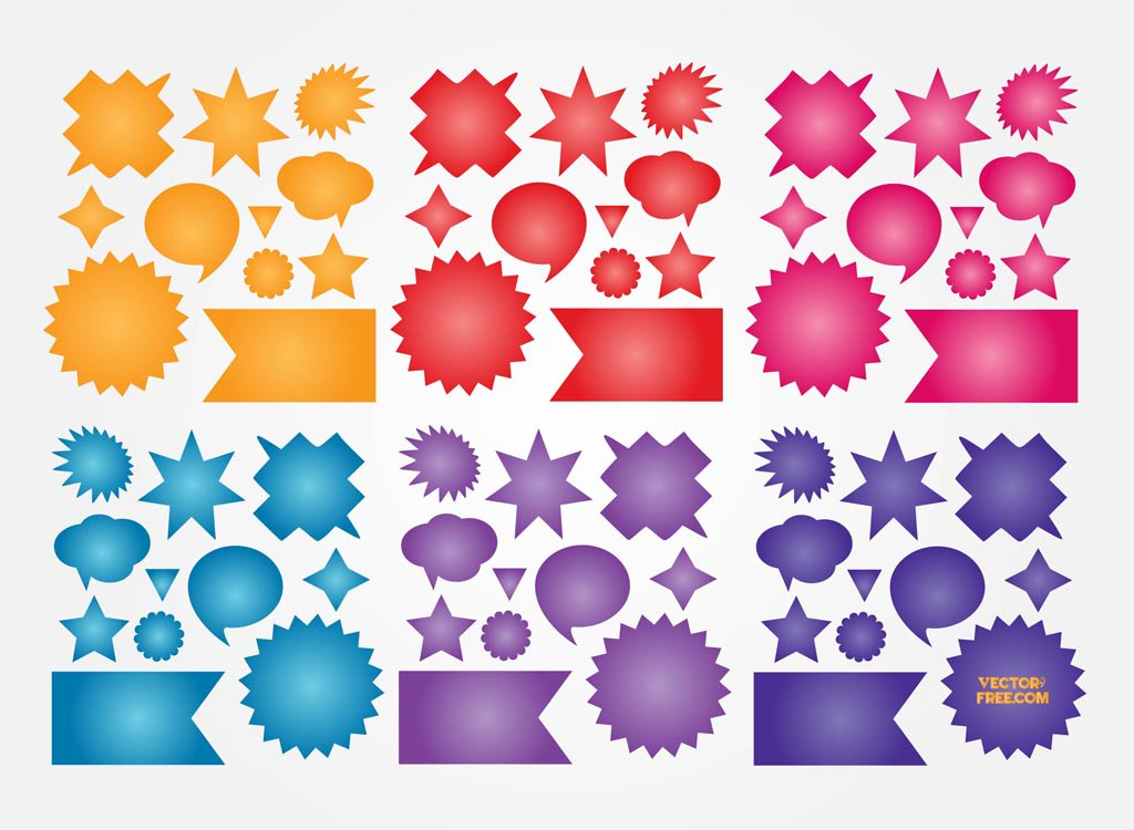1024x750 Colorful Buttons Vectors Vector Art Amp Graphics