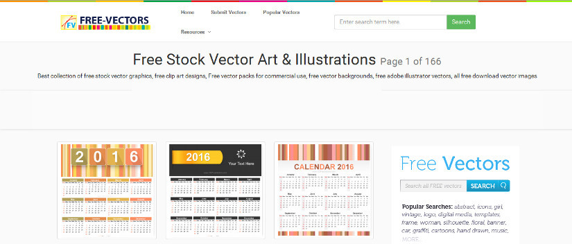 825x352 20 Websites To Get Free Vector Designs, Images And Icons