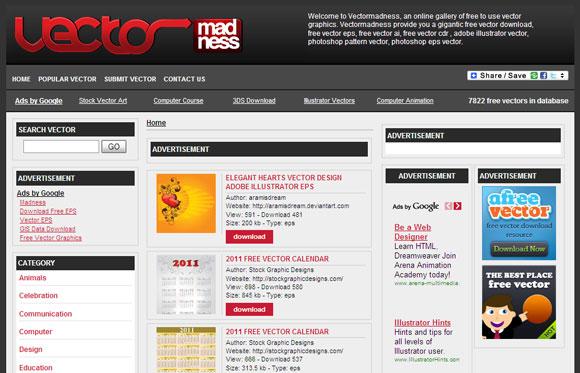 580x373 10 Best Websites For Free Vector Art Downloads