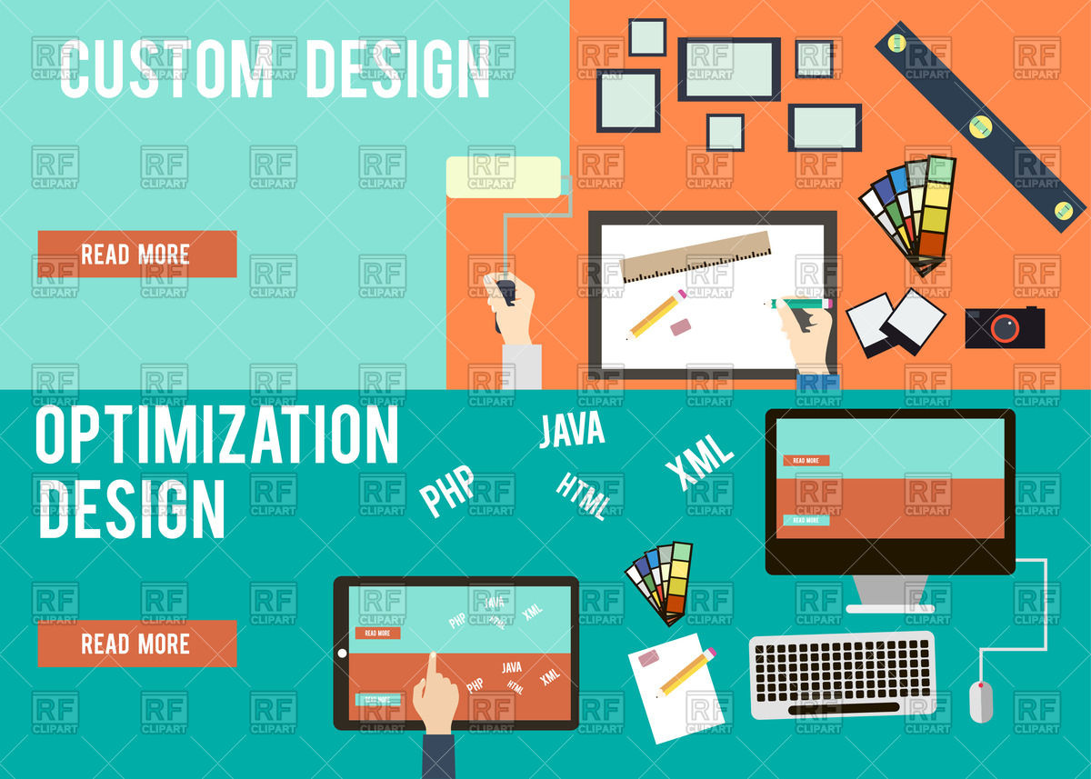 1200x857 Websites And Apps Development Banners
