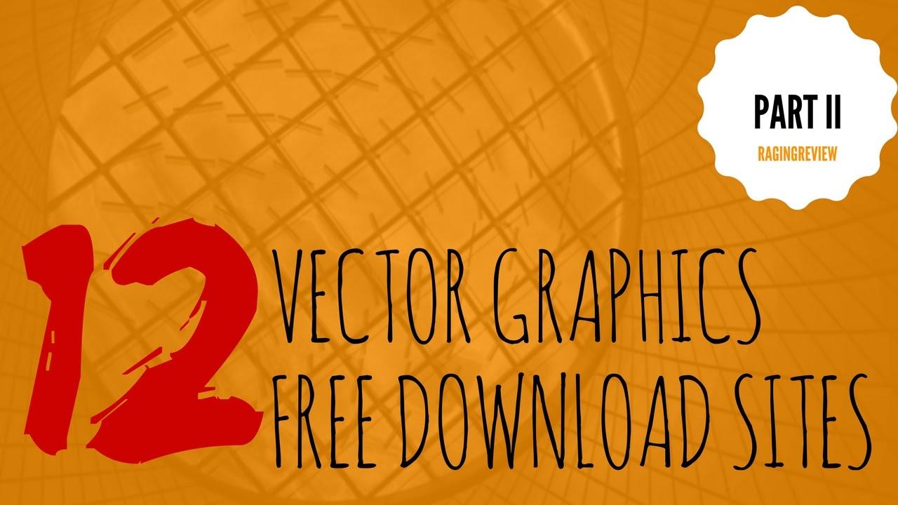 1280x720 12 More Websites For Free Vector Art Illustration Image