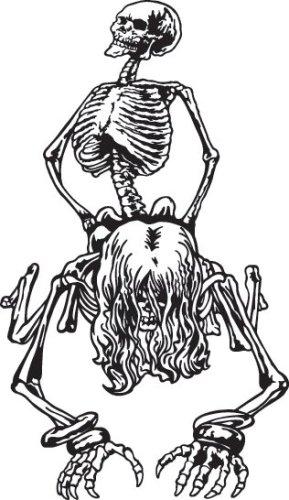 289x500 Skulls Volume 2 Vector Clipart Vinyl Cutter Slgn
