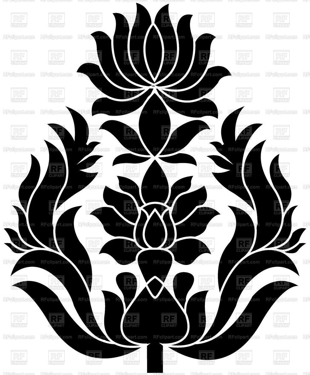 992x1200 Ornamental Design Vector Image Vector Artwork Of Design Elements