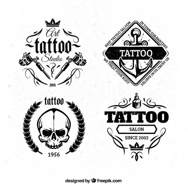 626x626 Tattoo Logo Vectors, Photos And Psd Files Free Download