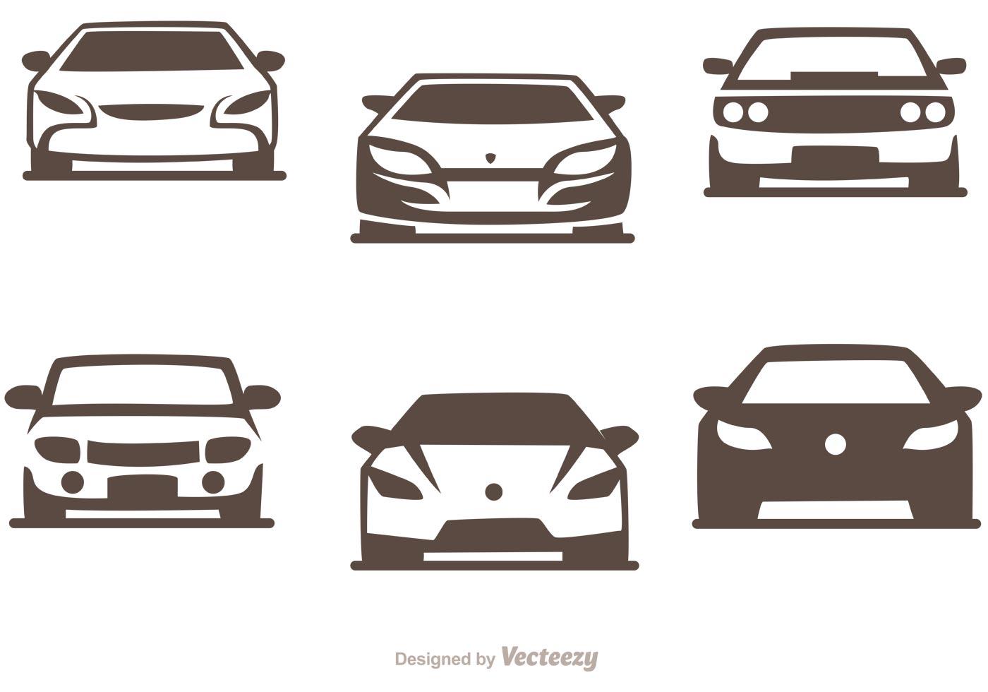1400x980 Car Vector