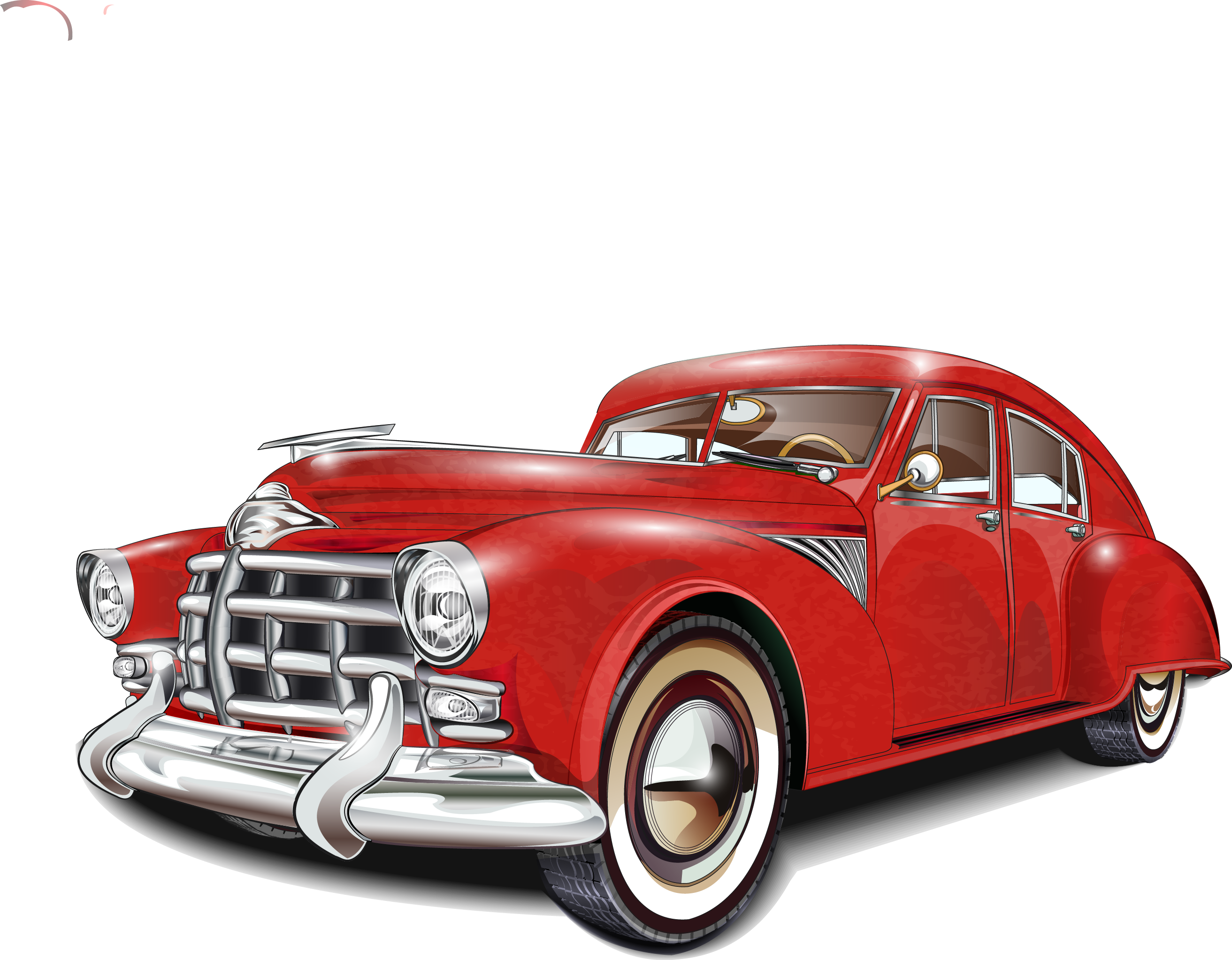 2625x2046 Collection Of Free Vector Automotive Classic Car. Download On Ubisafe