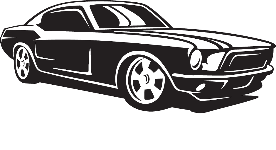 940x512 Collection Of Free Vector Automotive Muscle Car. Download On Ubisafe