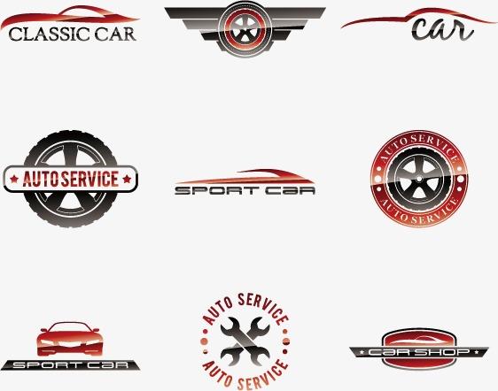 562x442 Automotive Creative Logo, Car Accessories, Car Icon, Repair Tool