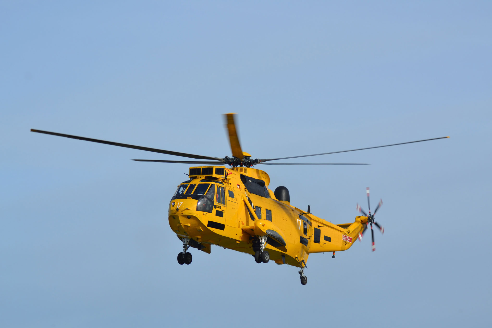 2048x1365 Vector Aerospace Refurbs British Sea Kings For Pakistan Defense