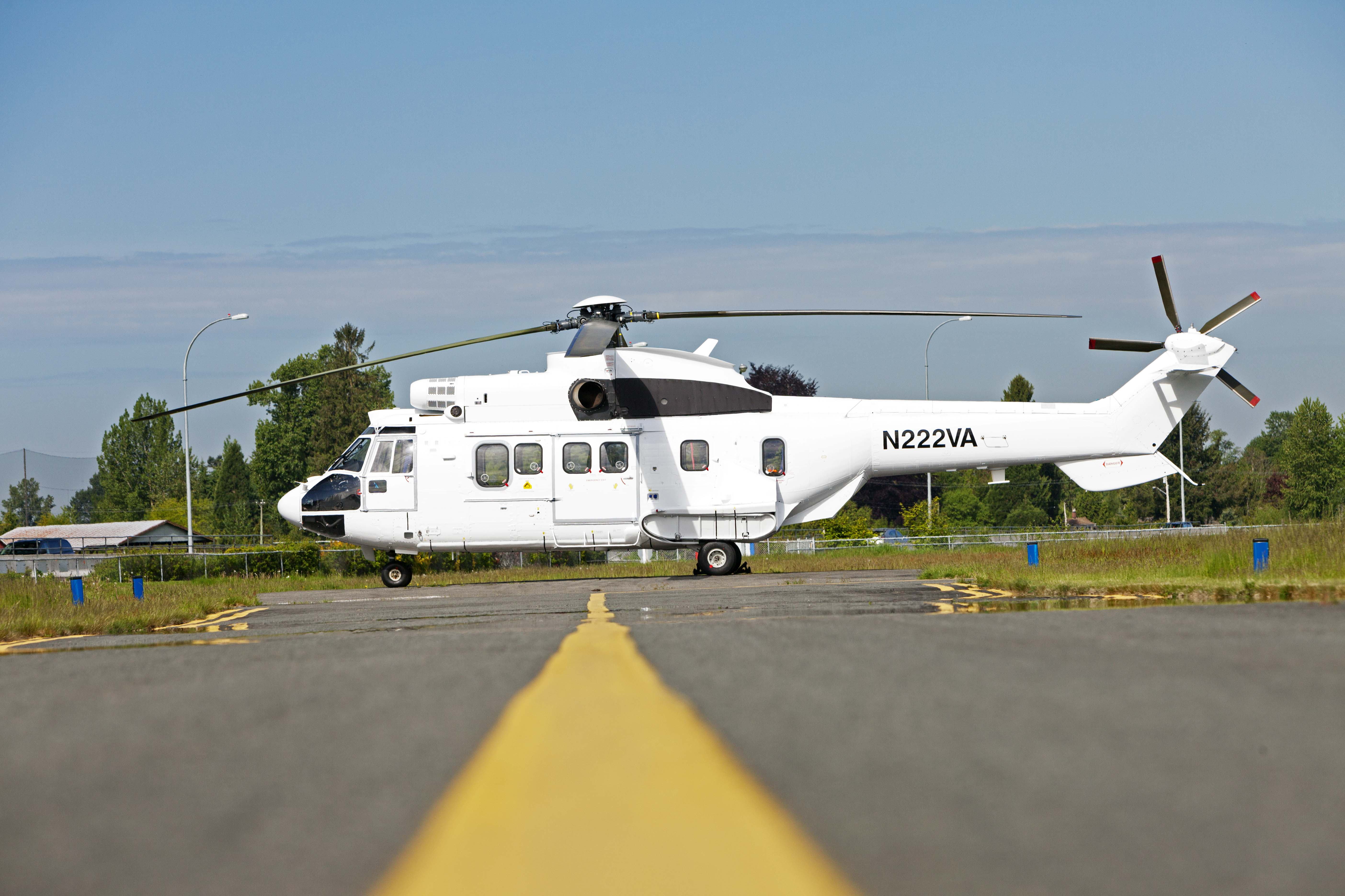 5616x3744 Vector Aerospace Adds Easa Stc To Cvfdr Upgrade For As332c, L And